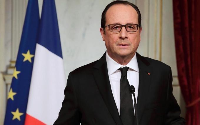 """Олланд буквально """"потоптався"""" по Путіну і назвав умову зустрічі"""