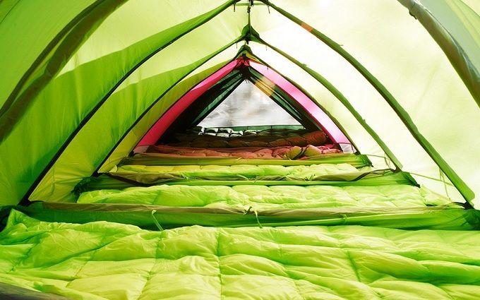 В Израиле разработали палатку на сотню человек