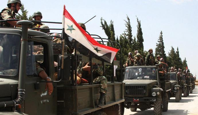 Темпы сирийской армии Асада не удовлетворяют Путина