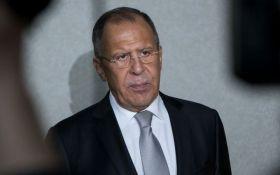 В МИД РФ отреагировали на слухи про отставку Лаврова