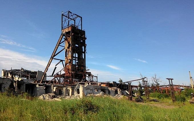 Війна на Донбасі: з'явилися вражаючі фото з фронту