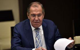 Будет катастрофа: Лавров выдвинул громкие угрозы Украине по Донбассу