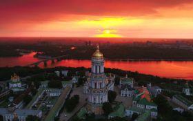 Таким Киев вы еще не видели: появилось захватывающее видео с высоты «птичьего полета»