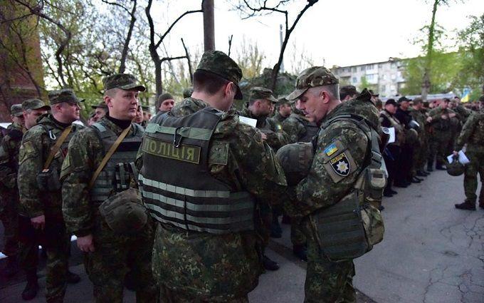 Сегодня вМариуполе милиция Донетчины была поднята потревоге— Аброськин