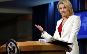 У Держдепі США виступили з гучним звинуваченням на адресу Росії по Донбасу