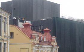 Киевлян ошарашили новым обликом известного театра, соцсети кипят: появились фото