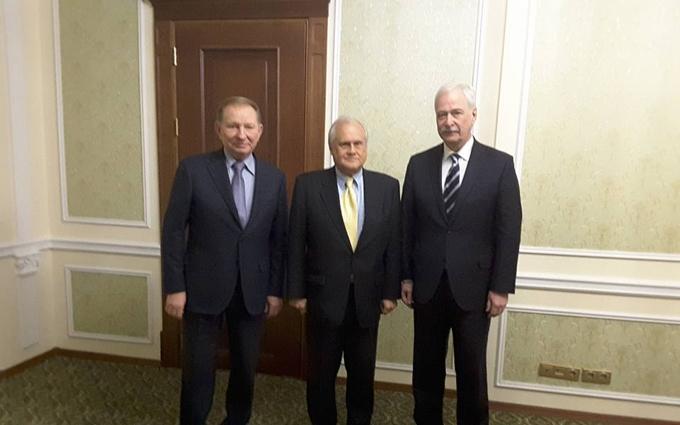 Нові переговори в Мінську: у Кучми розповіли про результати