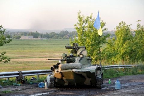 Міноборони опублікувало звіт про бої під Іловайськ