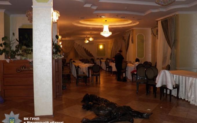 На Рівненщині весілля перетворилося на масову бійку зі стріляниною: опубліковані фото