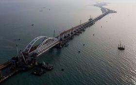 Мост через Керченский пролив: оккупанты выбрали новое название