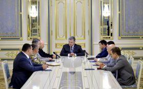 Скандал с ракетами КНДР: Порошенко принял громкое решение