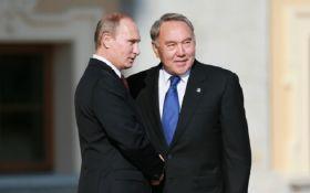 Назарбаев, Путин и Порошенко: в сети появился смешной анекдот