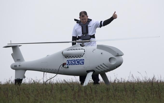 Бойовики ДНР збили безпілотник ОБСЄ