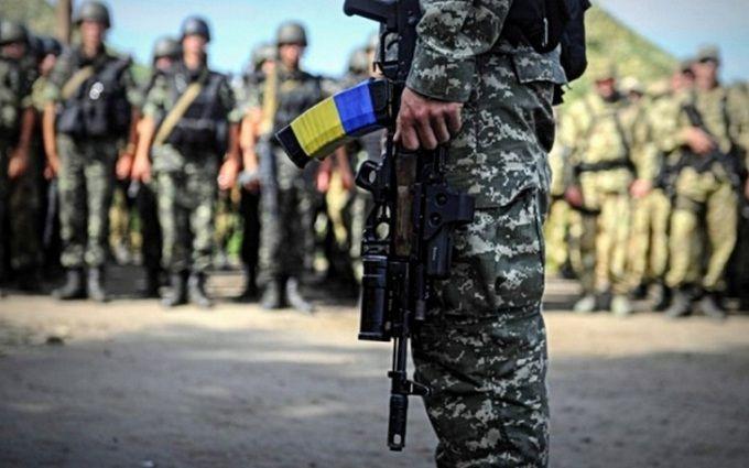 У Міноборони розповіли, скільки в Україні бійців-контрактників
