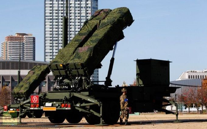 ВЮжную Корею доставили оборудование для американской системы THAAD