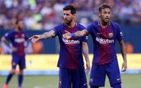 Очередная встреча отца Неймара с Барселоной прошла безуспешно — Marca