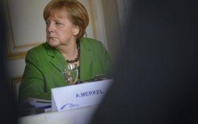 Меркель прокоментувала переговори з Путіним