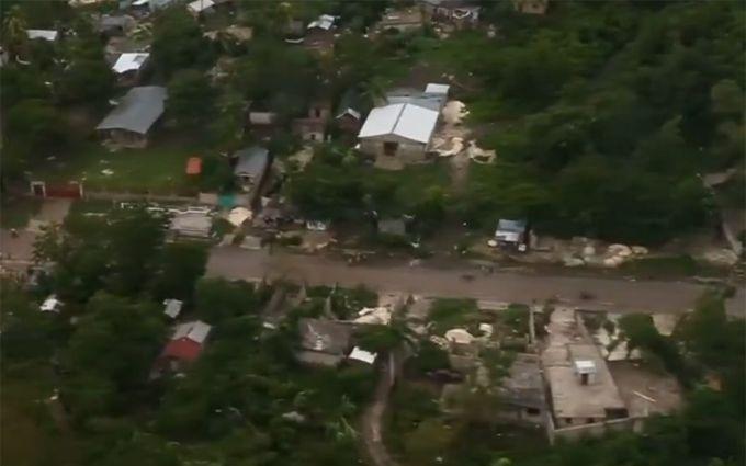 Смертоносний ураган на Гаїті: з'явилося нове відео і дані про загиблих