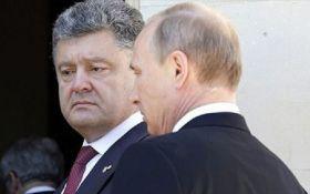 Неожиданно: в США сравнили Порошенко и Путина