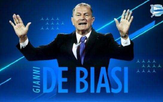 Де Бьязи возглавил Алавес