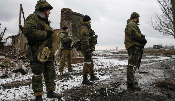 Боевики применили БМП под Авдеевкой