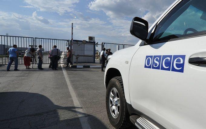 ОБСЄ поскаржилася на свавілля п'яних бойовиків ДНР