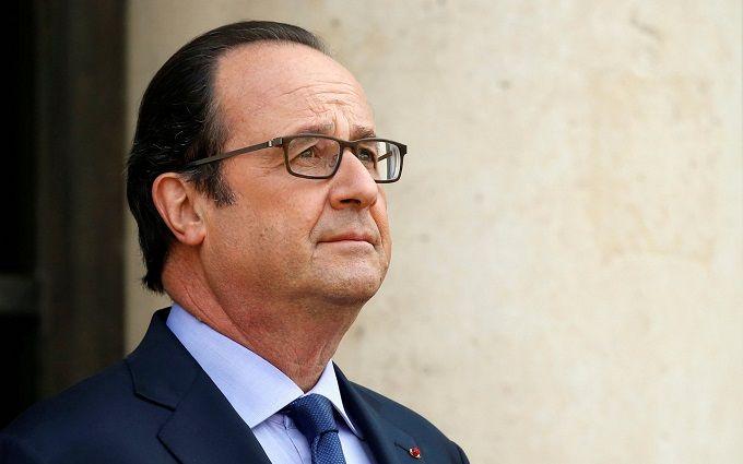 Зняти якомога швидше: Олланд зробив заяву щодо санкцій проти Росії