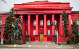 В Киеве в корпусе одного из лучших вузов Украины произошло самоубийство: появились фото