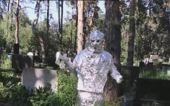 Мережу порвав робот Бандера, який звільняє Донбас: відео пісні