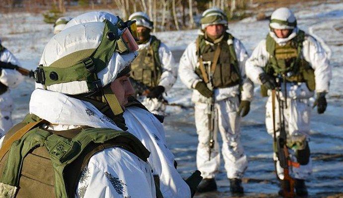 ВСУ провели военные учения на Житомирщине