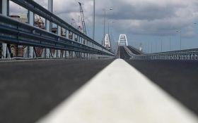 На Крымском мосту девушка устроила эпичное ДТП в прямом эфире: в сети появилось видео