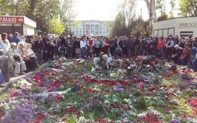 В центре Одессы помянули погибших и задержали дебоширов: появились новые фото