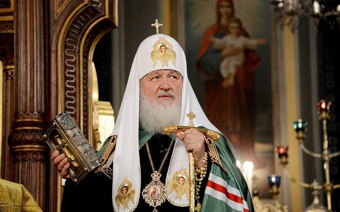 Патриарх Кирилл пообщался с пингвинами: опубликовано видео