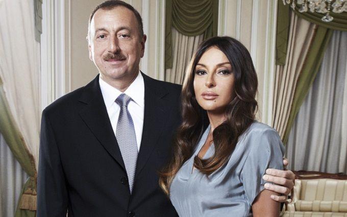 Супруга Алиева стала первым вице-президентом