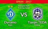 Динамо - Тяньцзинь Теда - 3-0: Видео матча