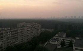 Киян розбурхав запах диму по всьому місту: у мережі губляться в здогадах