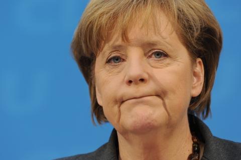 Меркель закликала розділяти Україну і Сирію в контексті відносин з РФ (1)