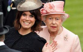 """Королівський скандал: принцеса Євгенія розгнівала Єлизавету II """"забороненим"""" фото в соцмережі"""
