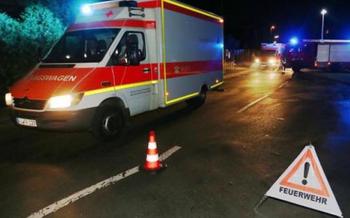 Різанина сокирою в Німеччині: з'явилися відео з місця події
