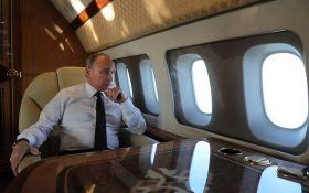 Чудо кремлевских капризов: в сети появились фото роскошного самолета Путина