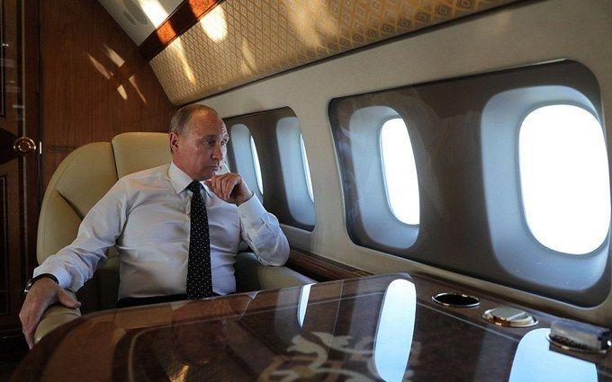 Чудо кремлівських примх: в мережі з'явилися фото розкішного літака Путіна