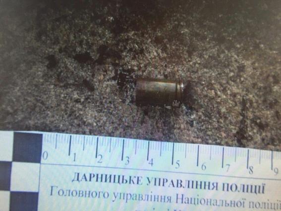 У Києві п'яні з пістолетом напали на поліцейських: опубліковані фото (1)