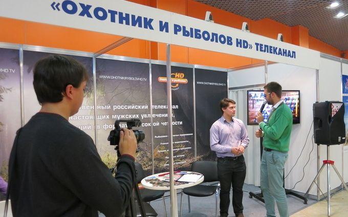 Вгосударстве Украина запретили русский канал про рыбалку иохоту