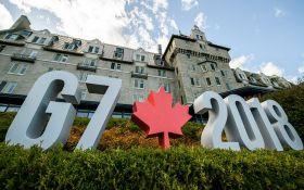 Страны G7 обратились к РФ с жестким требованием