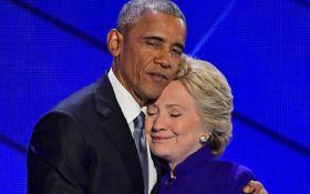 """ЗМІ дізналися, як Обама умовив Клінтон """"програти"""" вибори"""