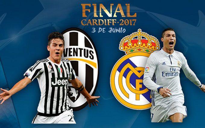 Где смотреть онлайн Ювентус - Реал Мадрид: расписание трансляций финала Лиги чемпионов