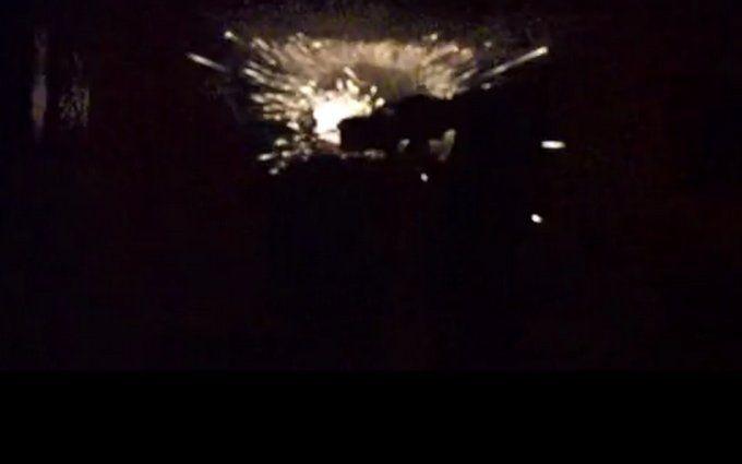 Війна на Донбасі: з'явилося нове відео бою
