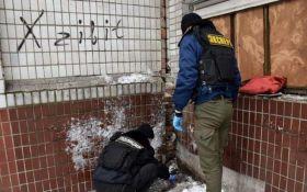 """Обстрел """"министерства"""" в Донецке: боевики опубликовали фото последствий"""