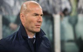 Зинедин Зидан объявил о своем уходе из Реала