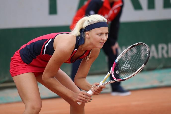 Заневська оформила путівку у фінал кваліфікації Australian Open